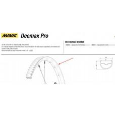 Mavic Deemax Pro 2019 27.5 Front Wheel Rim LV3760200