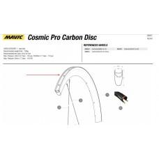 Mavic Cosmic Pro Carbon Disc 2017 - Rear Rim LV2408000