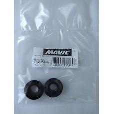 Mavic Front Hub Bearing Adjusting Nut and Cap LM4075900 / M40759
