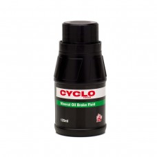 Cyclo Mineral Oil Brake Fluid (125ml)