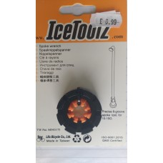 IceToolz Spoke Nipple Wrench