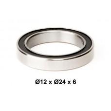 Wheel Hub Bearing ABEC-3 6901-2RS