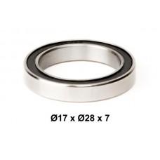 Wheel Hub Bearing ABEC-3 17287-2RS