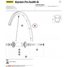 Mavic Ksyrium Pro Exalith SL Limited 2016 Front Rim - LV2405100