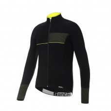 SANTINI VEGA 2.0 AQUAZERO LONG SLEEVE THERMOFLEECE JERSEY