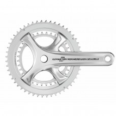 CAMPAGNOLO POTENZA SILVER CHAINSET POWER TORQUE SYSTEM 11 SPEED 172.5MM 53-39T