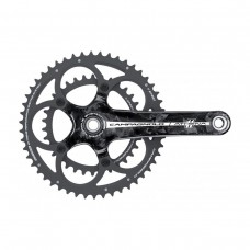 CAMPAGNOLO ATHENA CHAINSET CARBON POWER TORQUE SYSTEM 11 SPEED 172.5MM 53-39T