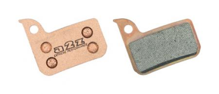 A2Z Avid Road Red Pads (Sintered)
